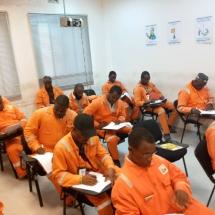 Training of Crane Operators and Heavy Good Drivers at PIVOT-GIS Bonny Camp